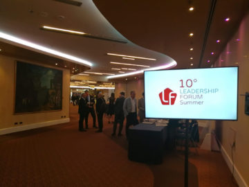 EGG Finance - Silver Sponsor 10° Leadership Forum Summer